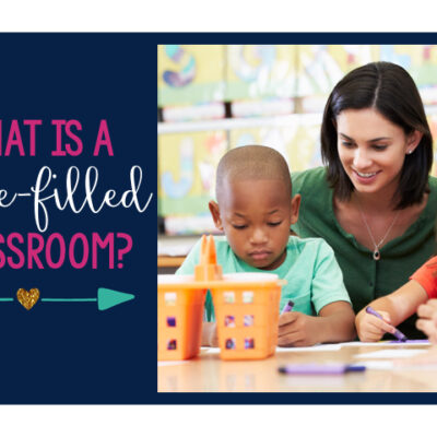 What is a grace-filled classroom?