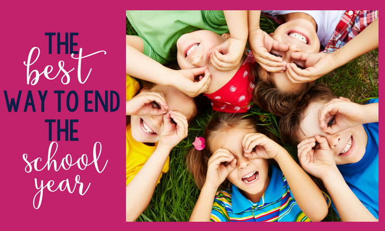 FREE end of year activities and ideas that will keep your second a and third graders engaged up to the last day!