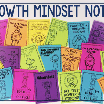 Creating a Growth Mindset Community