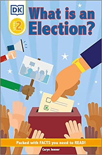 """cover of the book """"What is an Election"""""""